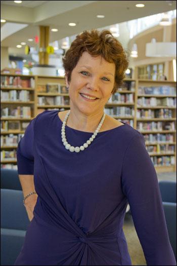 Martha Hutzel, Library Director
