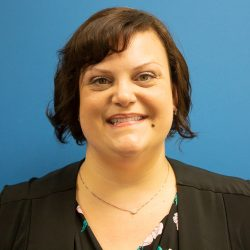 Tracy McPeck, Adult Services Coordinator
