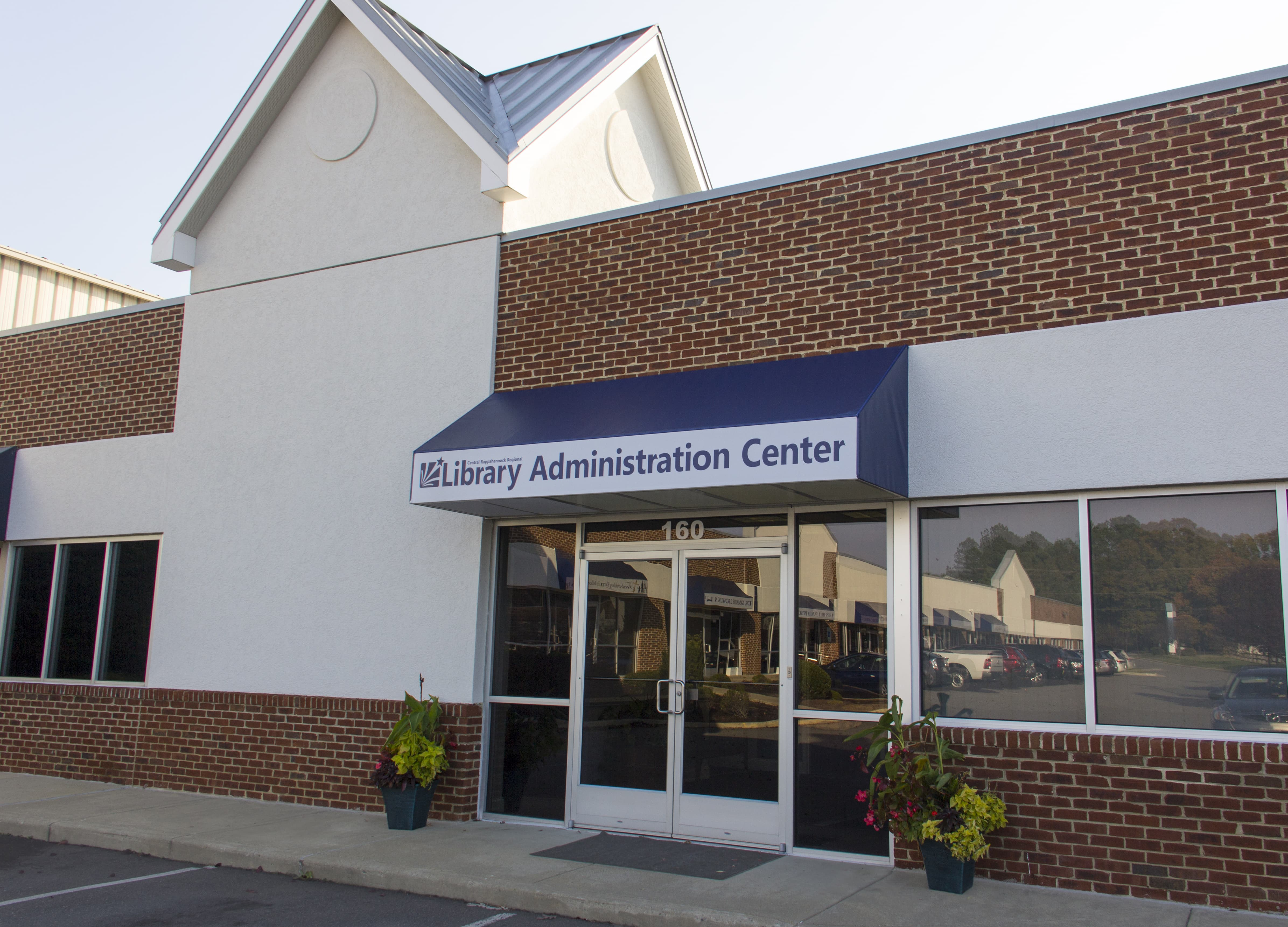 Library-Administration-Center