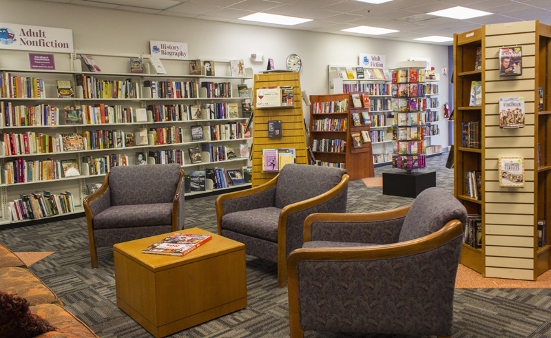 Friends of the Library Bookshop