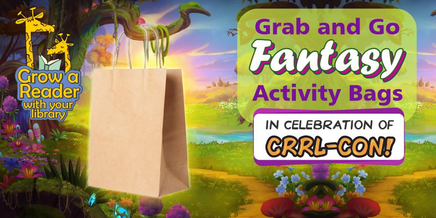 Fantasy Grab and Go Activity Bags