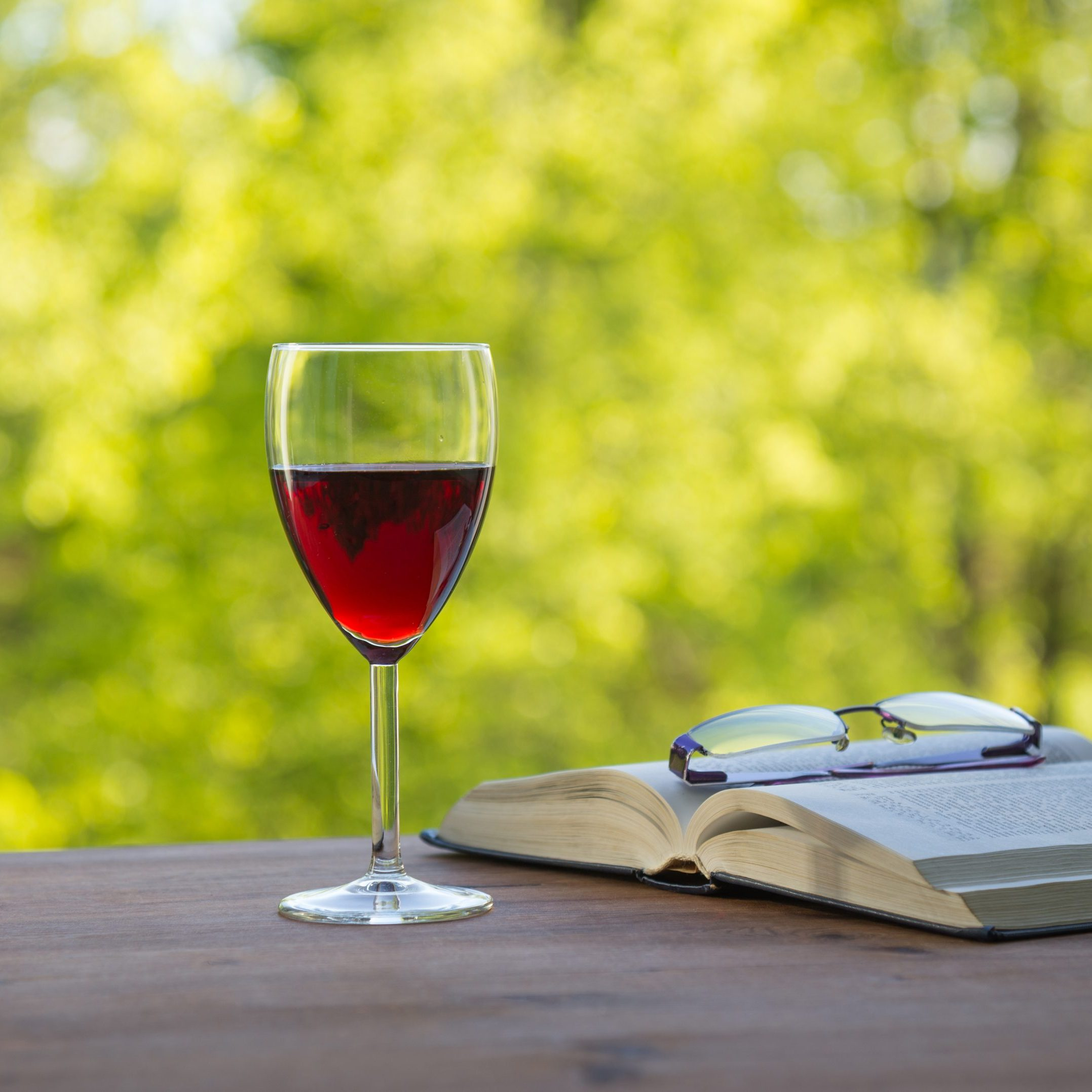 Hague Winery Book Group